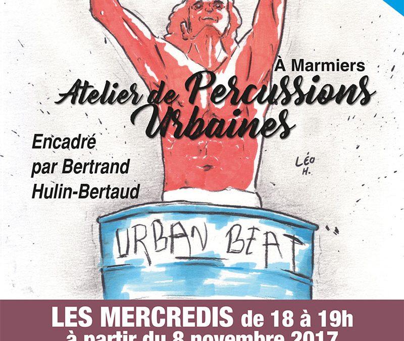 Atelier de Percussions Urbaines / Marmiers