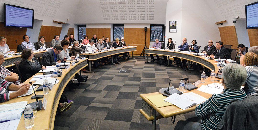 Conseil Municipal en différé // lundi 16 avril 2018
