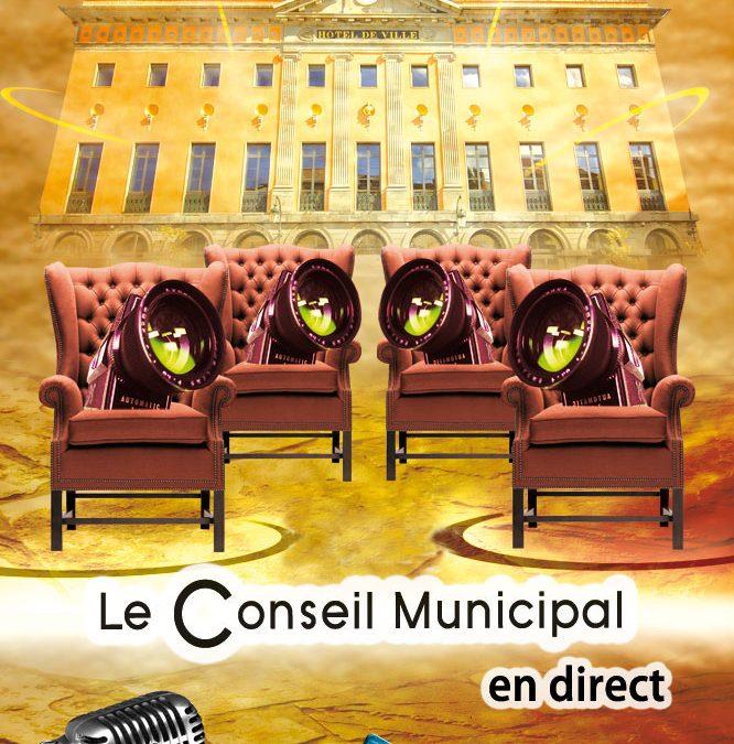 Le conseil municipal, initialement prévu le 12 avril, est reporté au lundi 16 avril 2018 à 19 heures (salle du conseil municipal de l'hôtel de ville).