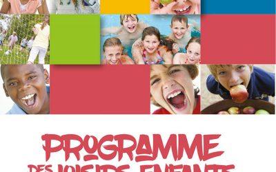 Programme Loisirs Enfants après la classe & les mercredis / valable du 4 novembre au 20 décembre