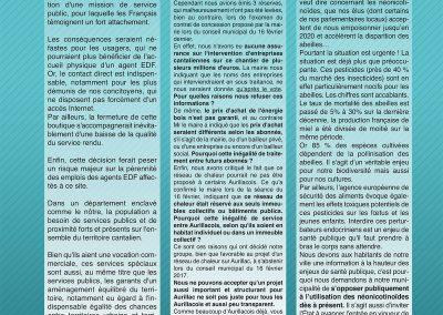Tribunes Libres 145