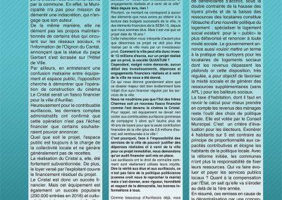 Tribunes Libres 150