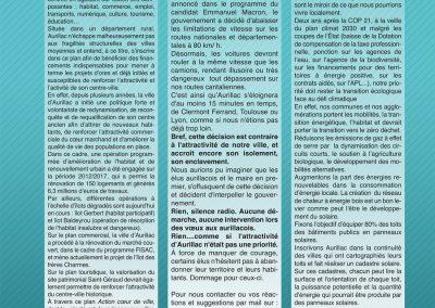 Tribunes Libres 152