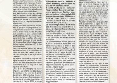 Tribunes Libres 167