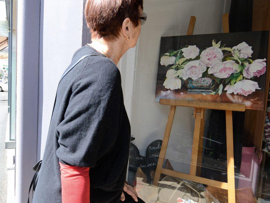 Les artistes sont dans la rue