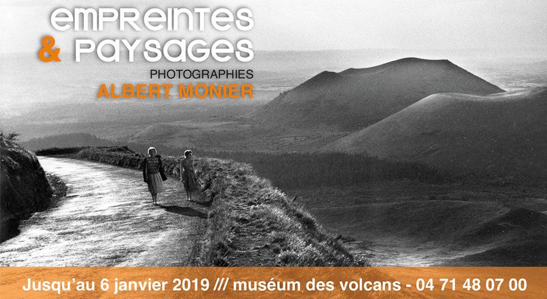 Albert Monier exposé au Muséum des Volcans