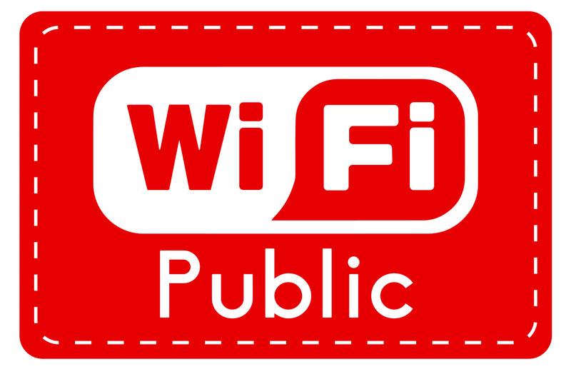 Points d'accès libre WIFI