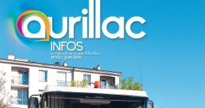 Aurillac Infos - juin 2018