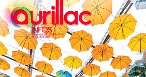 AURILLAC INFOS 156 / Eté 2018