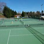 Courts de Tennis Parc Helitas