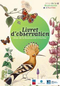 Livret d'observation Atlas de la Biodiversité d'Aurillac