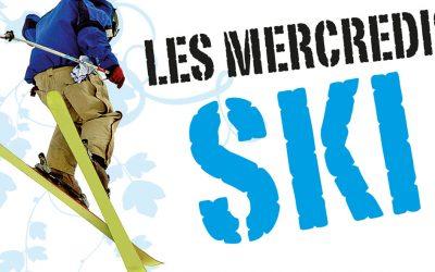 Reprise des Mercredis ski
