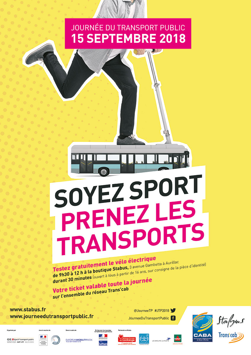 Journée du transport public
