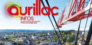 Aurillac Infos Octobre 2018