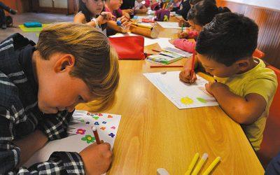 Archives :Des enfants de plus en plus créatifs