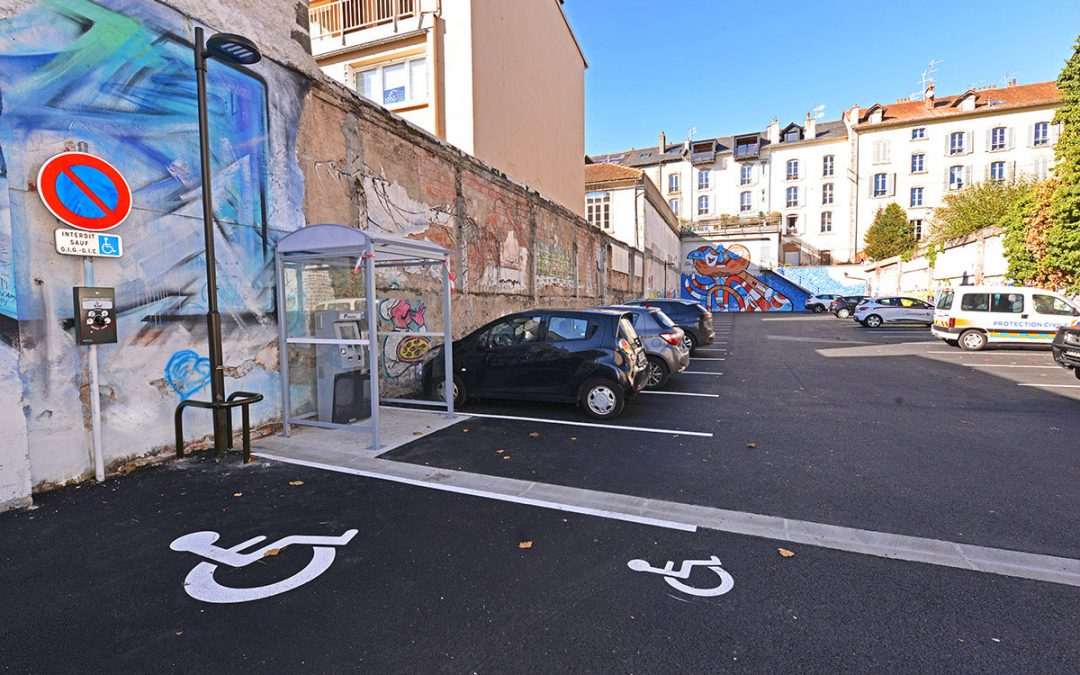 Parking Jules Ferry