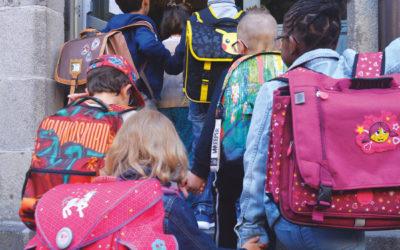 Une rentrée scolaire sous le signe de la stabilité