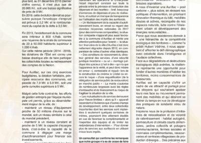 Tribunes Libres 166