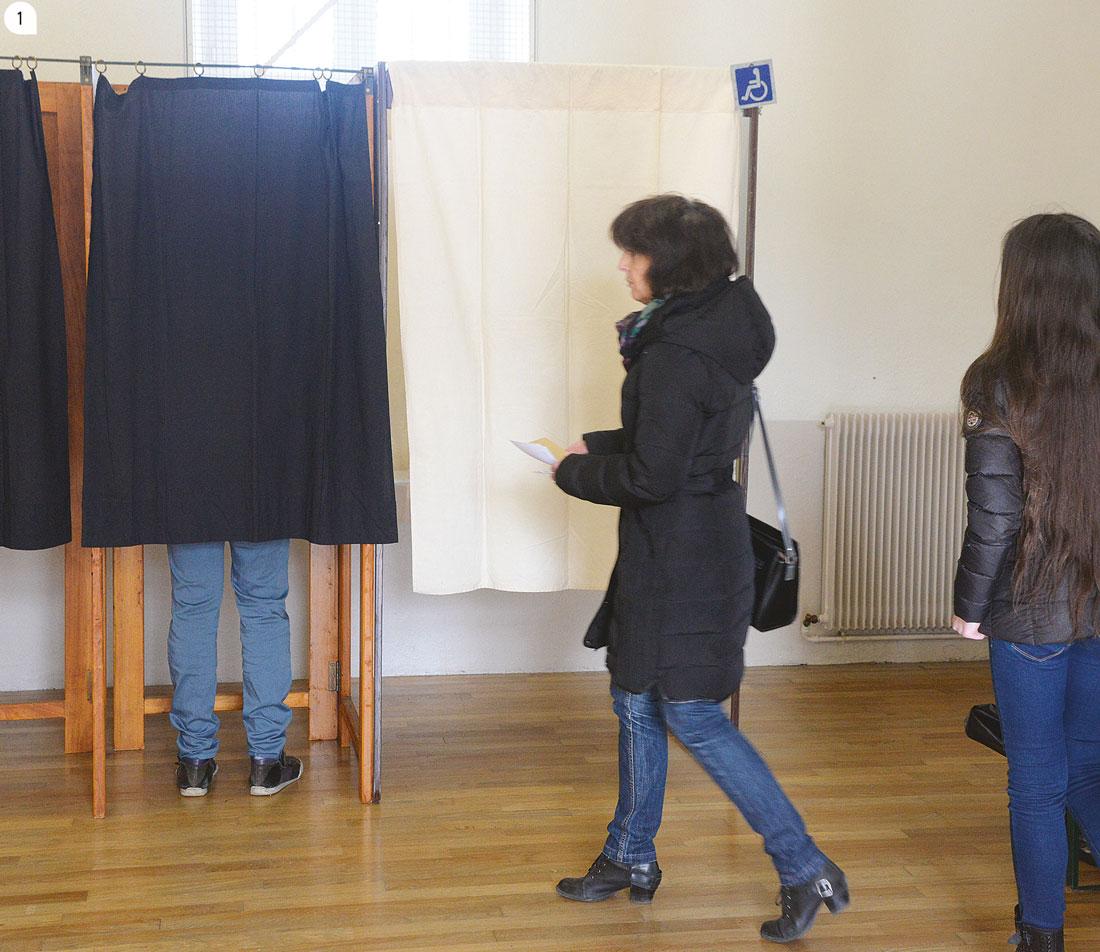 1 / Les quinze bureaux de vote aurillacois seront ouverts de 8 heures à 18 heures.