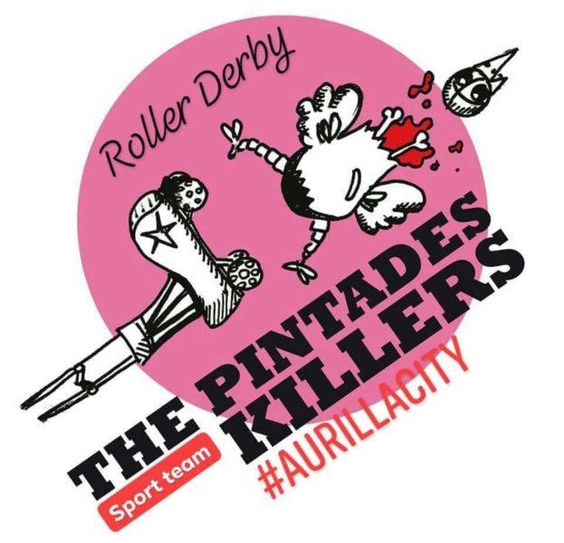 Association Roller Derby Aurillacoise 'The Pintades Killers'
