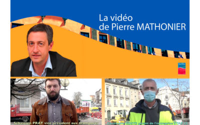 Point d'information – Covid 19 de Pierre Mathonier du mardi 17 novembre