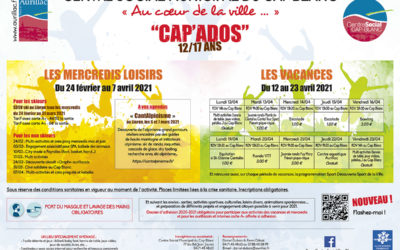 Les infos «CAP'ADOS»