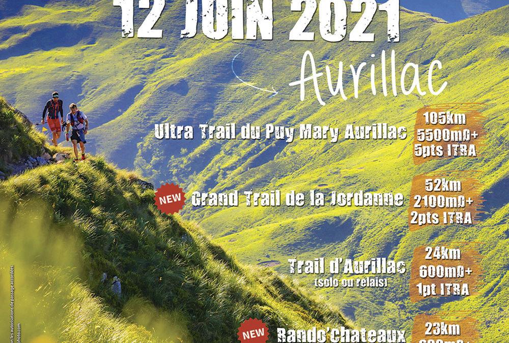UTPMA 2021 / Ultra Trail du Puy Mary Aurillac