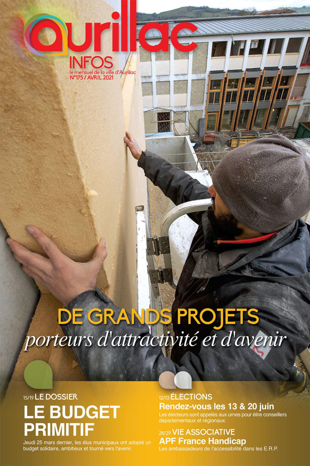 Aurillac Infos avril 2021
