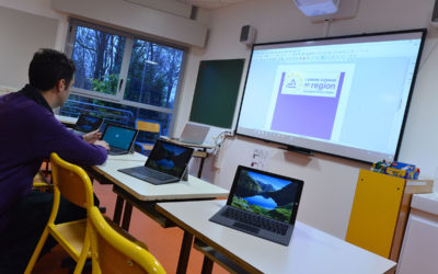 Quand l'informatique se développe dans les écoles