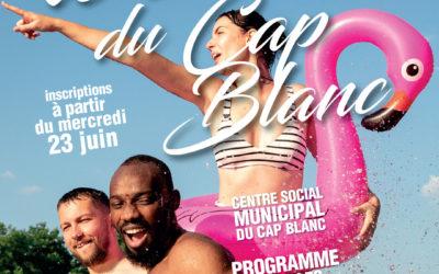 Vacances d'été avec le Cap Blanc