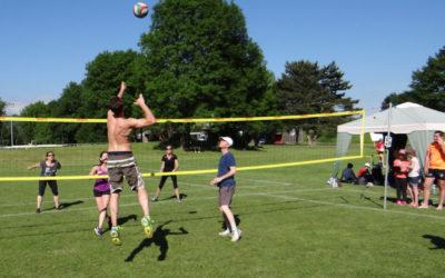 Aurillac Volley Ball dévoile son programme d'été