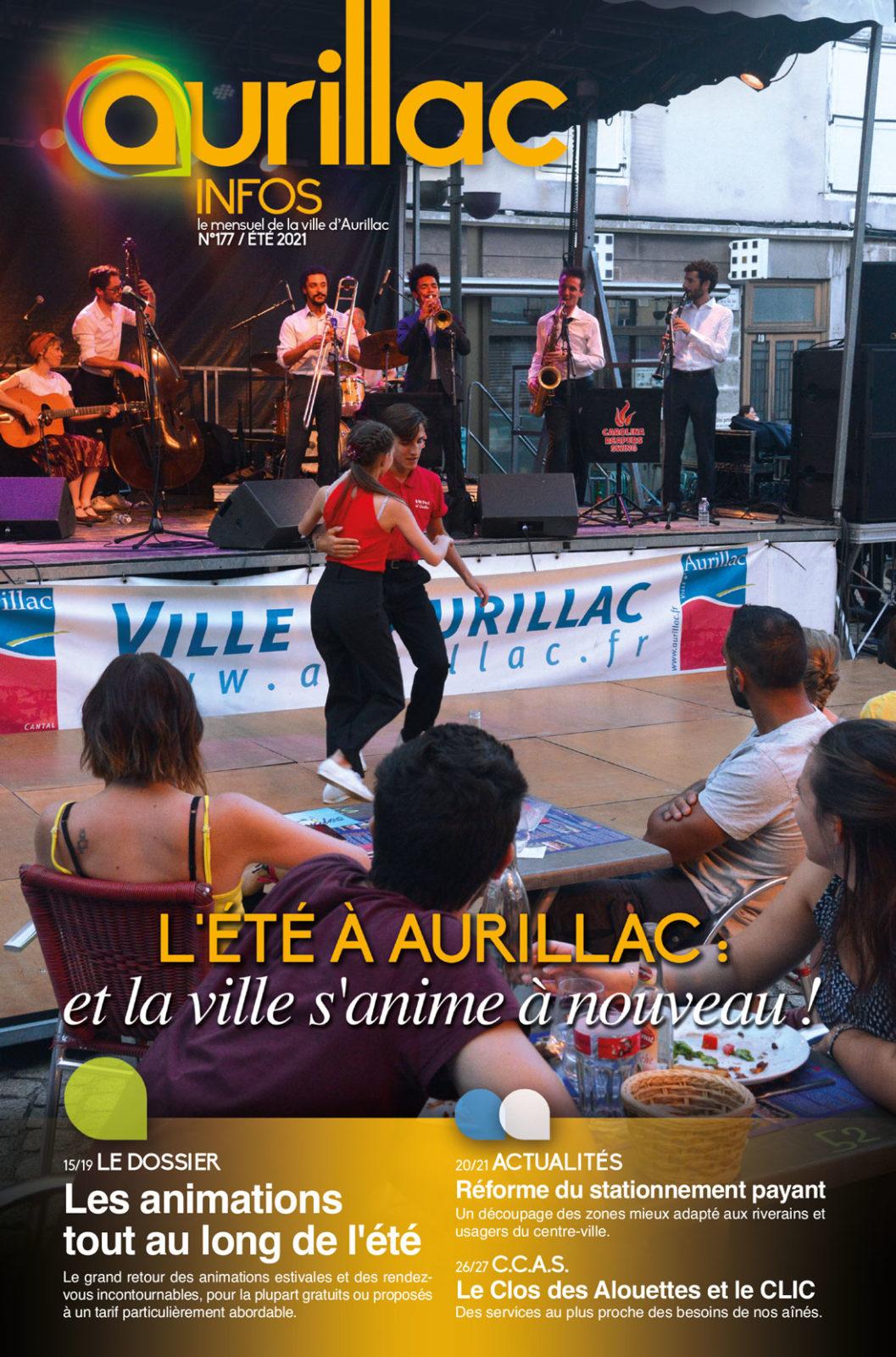 Aurillac Infos mai 2021